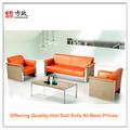 f6029 bom quanlity rústico sofá de couro