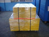custom polyethylene plastic UHMW/HDPE cushion block/clamp/ring/parts