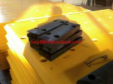 UHMW polyethylene sheet/ pads/ boards/ plates/ blocks manufacturer