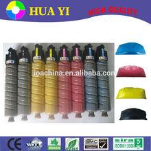 Color Toner Cartridge For Rioch Mpc2550 2500 3300 3000 4500 5000 5501s Spc430 Spc830 Spc810 Copier Toner Cartridge Parts