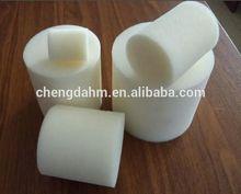 sponge rubber tube/red natural rubber inner tubes/solid foam rubber tubes