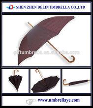 All cheap simple design umbrella, promotional pens gift set