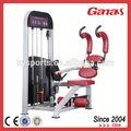 2014 caliente equipo de gimnasio mt-6009 máquina de ejercicios abdominales