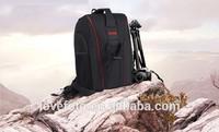 Nylon Black Shoulder Camera Backpack Travel Bag For DSLR/SLR Vedio
