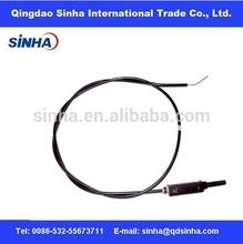 rubber pipe BAJAJ motorcycle choke cable