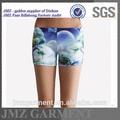 Personalizado 2014 shorts fabricação na china mulheres shorts apertados
