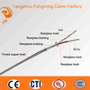 400deg.C J type thermocouple compensation wire supplier in china