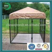Hot sale Large dog fence, dog enclosure