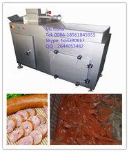 automatic sausage peeler/ sausage peeling machine