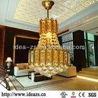 silver pendant lamp,round chandelier,pendant light modern