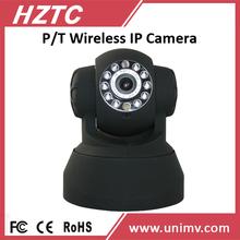 PTZ Wifi Wireless IP CCTV Sport Camera With Memory Card