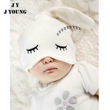 KD-A951 China wholesale cotton infant sleep plain white cotton baby hats