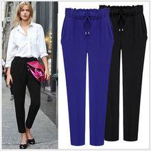M61271A wholesale western latest women plus size pants