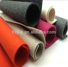 wholesale 100% wool roll felt/felt mat/felt banket