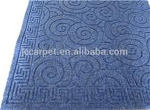 frost-resistance green EDV microfiber bath mat
