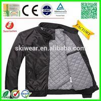 Popular New Style denim jacket leather sleev Factory