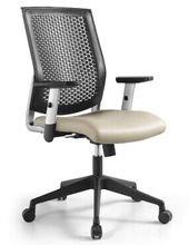 2014 middle back mesh fabric chair visitor chair