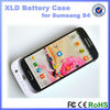 High quality 4000mah rechargeable for galaxy s4 mini battery cover case
