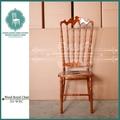 antigüedades de alta de nuevo sillas sillas reales para la boda