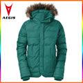 Chaqueta de invierno las mujeres, las mujeres coreanas chaqueta de moda, chaqueta de estilo para la señora