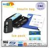 portable mini insulin cooler