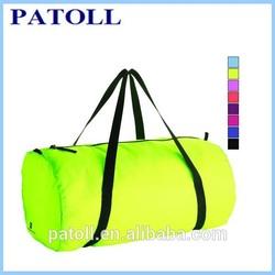 Lightweight travel bag parts