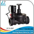 Plástico de água da válvula de retenção( zcs- 08p)