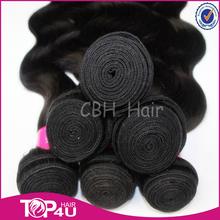 2014 Best Selling Full Cuticle 100% unprocessed raw remy virgin brazilian hair 3 bundles