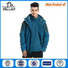 Men's Waterproof windproof breathable campping hiking jacket