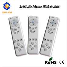 air mouse remote control for smart tv/computer
