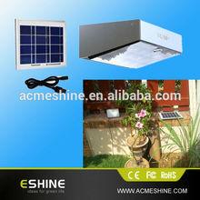 53 pcs led lighting Eco-friendly garage shed solar light ,led gargade shed solar light