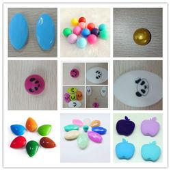 wholesale food grade baby teething silicone beads Many shapes BPA free