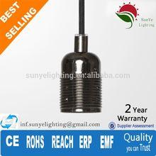 CE, VDE,SAA, RoHS, E27 Light Socket ,Bulb holder,table lamp bulb holder