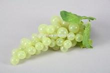 Plastica uva grappolo/in gomma morbida simulazione False frutta stringa