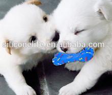 pet products dog toy rubber bones silicone dbone shape dog toy