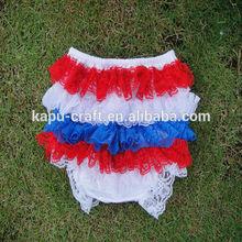 children thongs underwear &girl underwear with ruffles