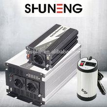 SHUNENG 25w 300w europe car power inverter with ce rohs emark