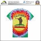 Wholesale T-shirt Printing/Custom Print Bamboo T-shirt