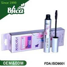 waterproof natural fiber mascara and eyebrow