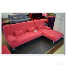 Chinese style price of sofa cum bed oyster tan rust top quality