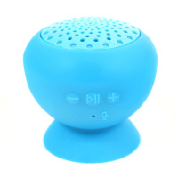 silicone Sucker Wireless Speaker