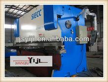 HYDRAULIC PRESS BRAKE MACHINE FOR SALE SMALL MINI TANDEM MANUAL CNC HYDRAULIC PRESS BRAKE /WC67K/Y300/3200