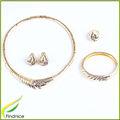 colar e pulseira e brinco e anel conjunto