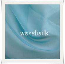 dyeing silk organza for bridal