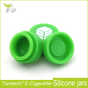 Non-stick Concentrate storage 6ml butane hash oil silicone container&Food grade silicone jars dab wax container for ecig