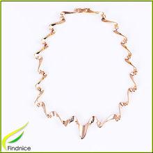 22K Gold Necklace Gold 916