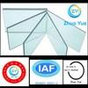 Ningbo Zhuoyue 100% material multifunctional polycarbonate sheet glazing