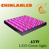 AC85-265V high power energy saving full spectrum led grow system hydroponics light