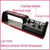 Household Three-stage Deluxe Kitchen Knife Sharpener