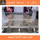 stage acrylic floor, acrylic stage